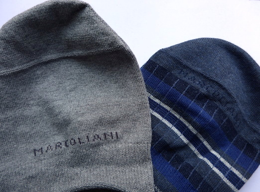 Marcoliani invisible socks