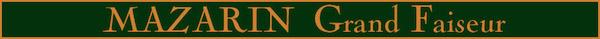 Mazarin logo